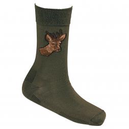 Lasting Unisex Trekking Socken (mit Rehbock Stickerei)