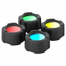 Led Lenser Farbfilter-Set mit Rollschutz