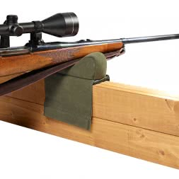 Leder-Gewehrauflage KARLSTADT
