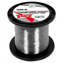 Lineaeffe Angelschnur Take Silver (transparent, 1.000 m)