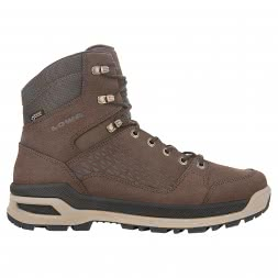 Lowa Herren Boots LOCARNO ICE GTX® MID (anthrazit)