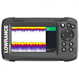 Lowrance Fischfinder Hook² 4x GPS Plotter