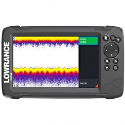 Lowrance HOOK²-7X GPS SplitShot HDI  Fischfinder