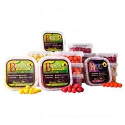 Martin SB Mini Match Boilies - Fluor Dumbell Passion Fruits