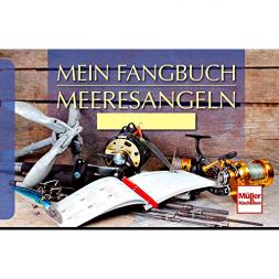 Mein Fangbuch - Meeresangeln von Frank Weissert