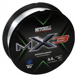 Mitchell Angelschnur MX3 Mono (klar, 300 m)