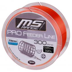 MS Range Angelschnur Pro Feeder Line