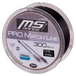 MS Range Angelschnur Pro Match Line