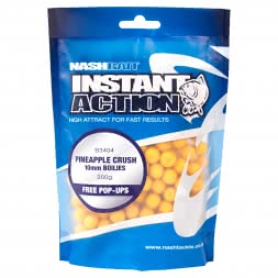 Nash Boilies INSTANT ACTION 12 mm, 200 g