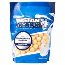 Nash Boilies INSTANT ACTION 20 mm, 1000 g