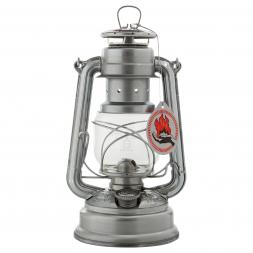 Öllampe Feuerhand Baby Special zink