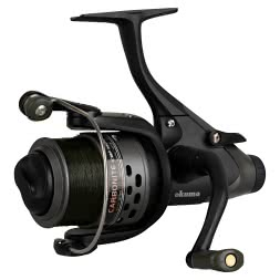 Okuma Freilaufrolle Carbonite XP Baitfeeder