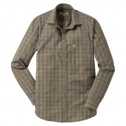 OS Trachten Herren Langarmhemd