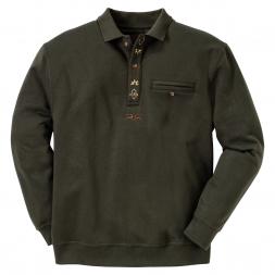 OS Trachten Herren Trachten und Jagd Sweatshirt