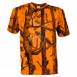 Percussion Herren T-Shirt Ghost (camouflage)