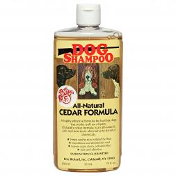 Pete Rickard's Hundeshampoo