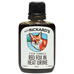 Pete Rickard's Lockstoff Rotfuchs Urin