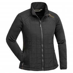 Pinewood Damen Jacke Thelon Padded (anthrazit)