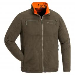 Pinewood Herren Fleecejacke RED DEER CAMOU