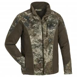 Pinewood Herren Fleece-Sweater Tiveden Light (camouflage)