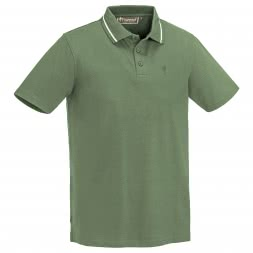 Pinewood Herren Polo Shirt OUTDOOR LIFE