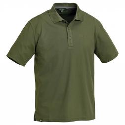 Pinewood Herren Polo Shirt Ramsey Coolmax (grün)