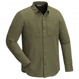 Pinewood Herren Shirt Namibia Travel LS