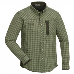 Pinewood Herren Shirt Wolf