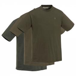 Pinewood Herren T-Shirt, 3er Pack