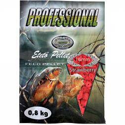 Professional Futter-Pellets Erdbeer
