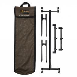 Prologic Rutenablage Avenger Rod Pod Kits & Carrycase