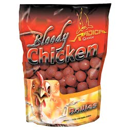 Quantum Radical Boilies (Bloody Chicken)