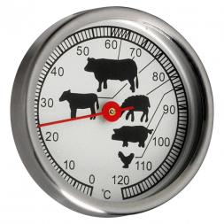 Räucherofen- und Fleischthermometer