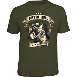 Rahmenlos Herren T-Shirt - Petri Heil
