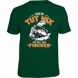 """Rahmenlos Herren T-Shirt """"Der tut nix..."""""""