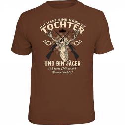 """Rahmenlos Herren T-Shirt """"Ich habe eine hübsche Tochter"""""""