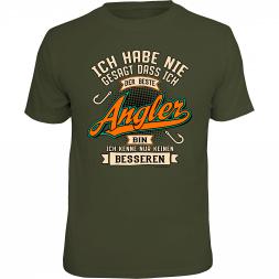 """Rahmenlos Herren T-Shirt """"Ich habe nie gesagt..."""""""
