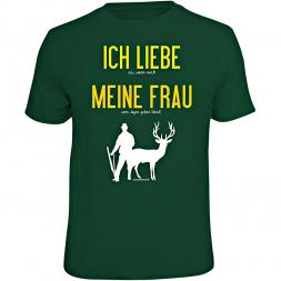 """Rahmenlos Herren T-Shirt """"ICH LIEBE ES..."""""""