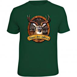 Rahmenlos Herren T-Shirt JÄGER DES JAHRES