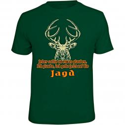"""Rahmenlos Herren T-Shirt """"Jeder sollte an etwas glauben..."""""""