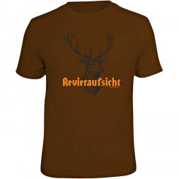 "Rahmenlos Herren T-Shirt ""REVIERAUFSICHT"""
