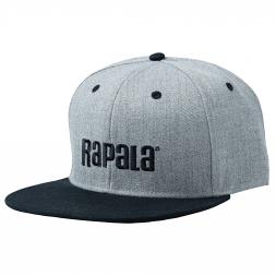 Rapala Flat Brim Cap (grau/schwarz)