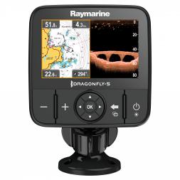 Raymarine Echolot Dragonfly 5 Pro (CPT-DVS Geber & Wi-Fi)