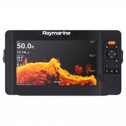 Raymarine Fischfinder Element 9 HV (HV-100 Geber, Navionics+ Small Download Karte)