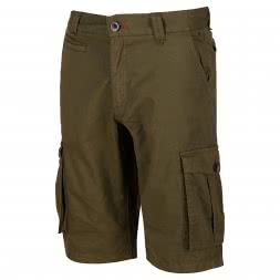 Regatta Herren Outdoor-Shorts Shorebay (camo green)