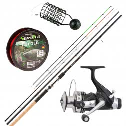 Sänger Set Bionic Pleaze 3 Carp Feeder