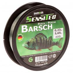 Sänger Zielfischschnur SensiTec Barsch (steingrau, 400 m)