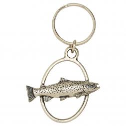 Schlüsselanhänger (Lachs/Forelle)