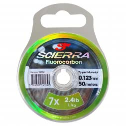 Scierra Angelschnur The Trout Leader (Fluorocarbon)
