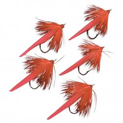 Seapoint Standard Dorschfliegen Japanrot